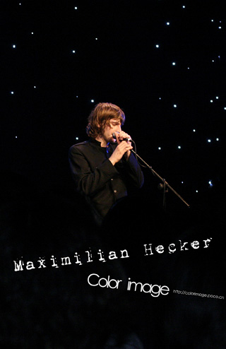 Maximilian Hecker, July 2007